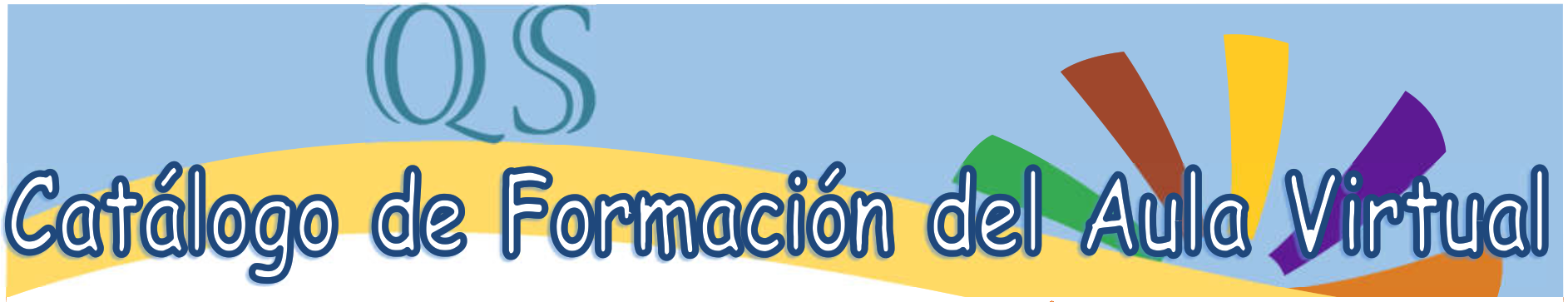 CATÁLOGO DE FORMACIÓN